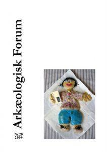 Forside af Arkæologisk Forum nr. 20